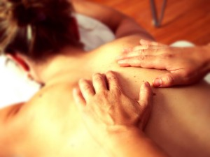 masajes con aceites