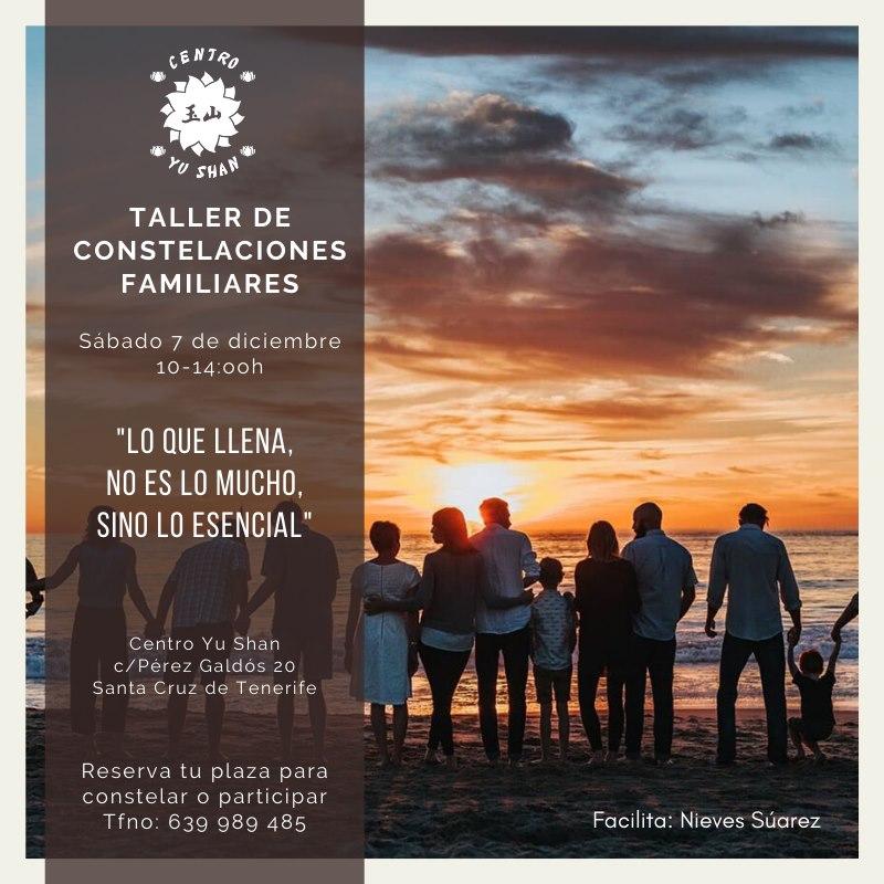 NIEVES SUAREZ CONSTELACIONES FAMILIARES