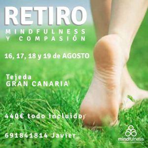retiro mindfulness copasión