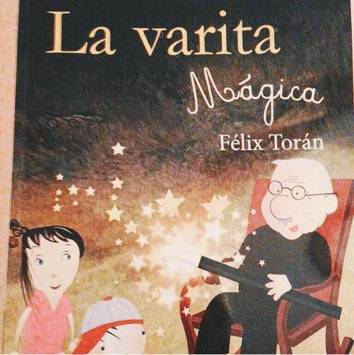 la varita mágica- Félix Toran