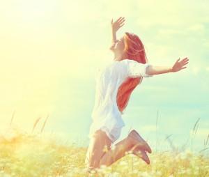 felicidad influye en los genes
