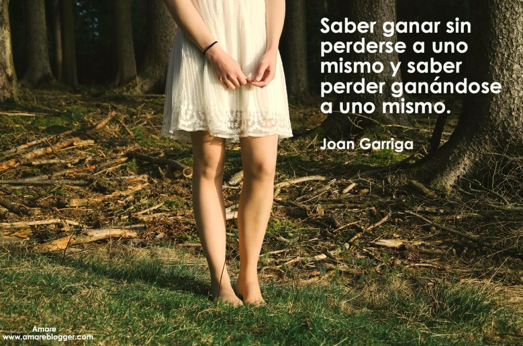 frases de Joan Garriga