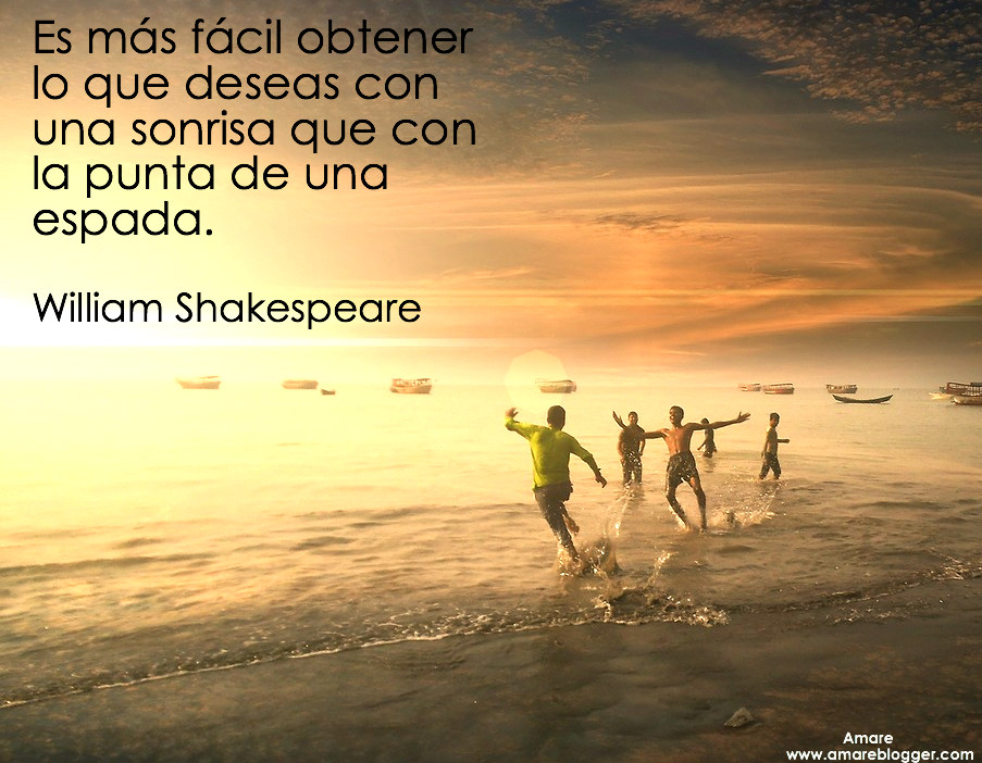 frase de William Shakespeare
