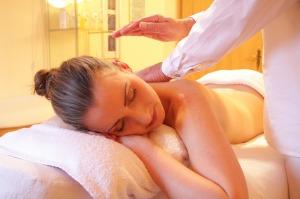 masajes con aceites aromaticos