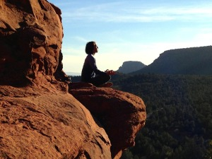 meditacion montaña