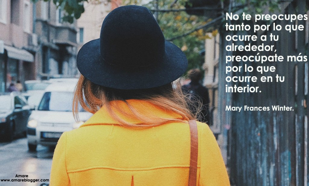Frases Mary Frances Winter