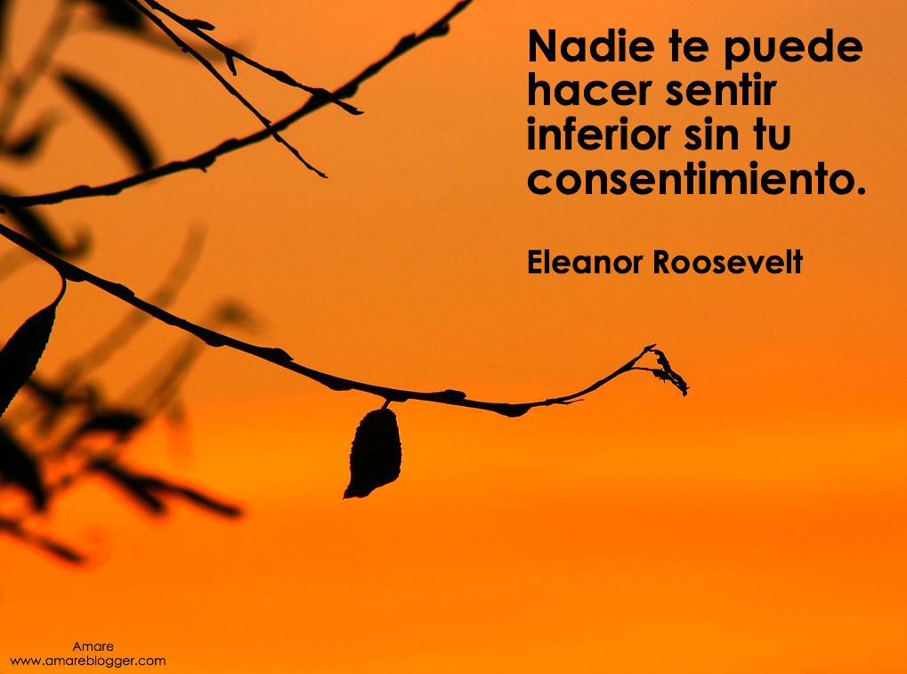 frases de Eleanor Roosevelt