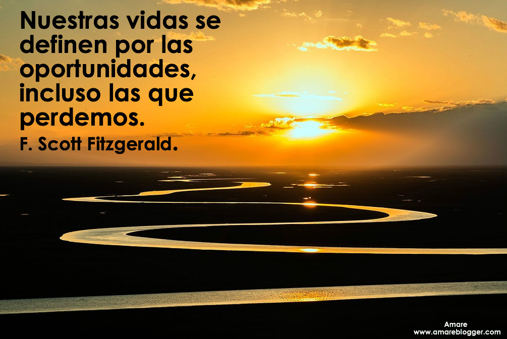 frases de F. Scott Fitzgerald
