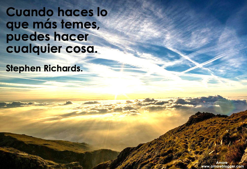 frases de Stephen Richards