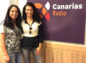 natalia Croisier y Elisa ruano
