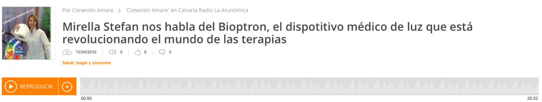 mirella stefan bioptron