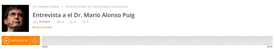 Mario Alonso Puig ivoox