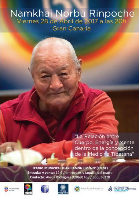 """La relación entre cuerpo energía y mente dentro de la concepción de la Medicina Tibetana"""""""