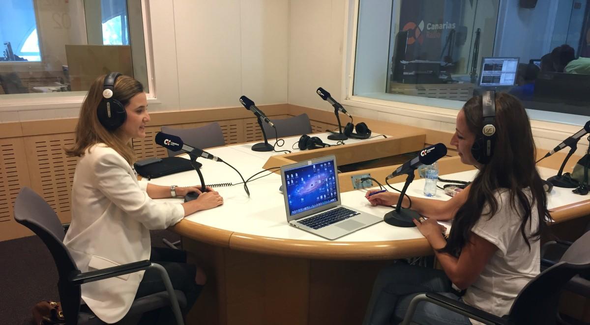 LAura Henriquez canarias radio la autonomica