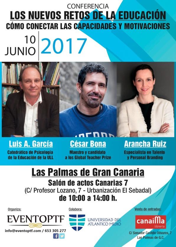 los Nuevo retos de la educacion Las Palmas