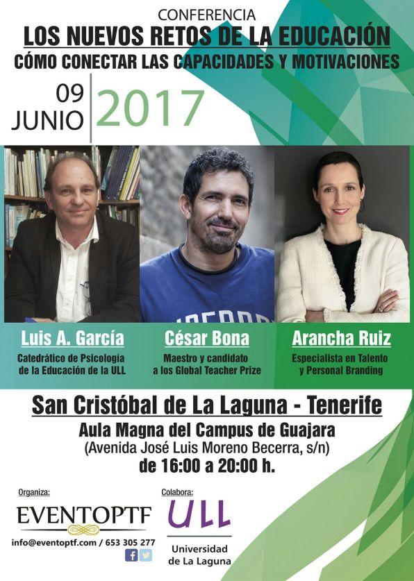 los Nuevo retos de la educacion Tenerife