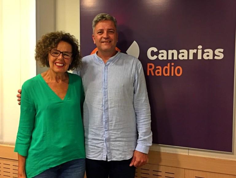 Germán Dominguez y Ana Moreno dona vida