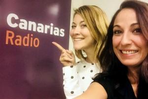Ana Trabadelo Dietista y Elisa Ruano