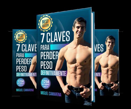 libro 7 claves para perder peso miguel camarena
