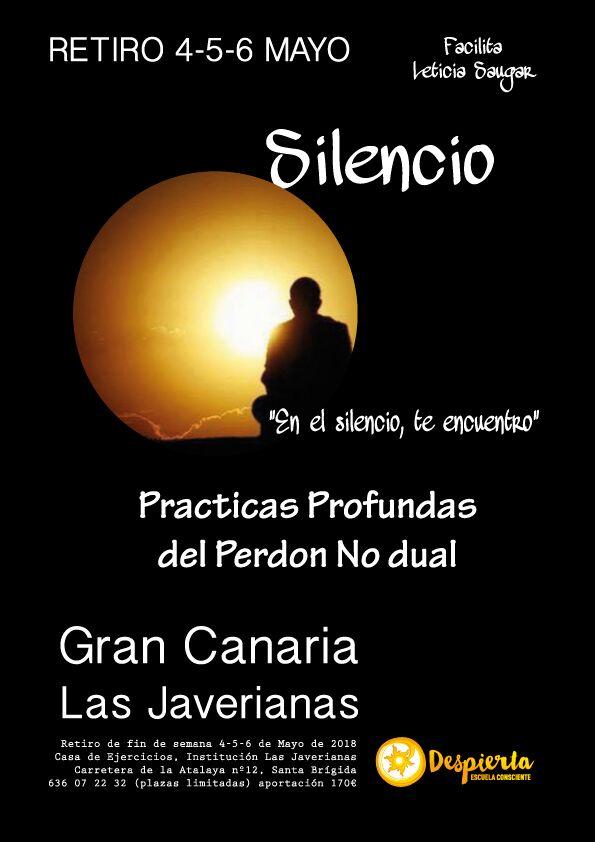 retiro GRan Canaria Leticia Saugar