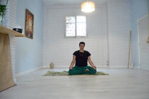 ibán bautista yogic