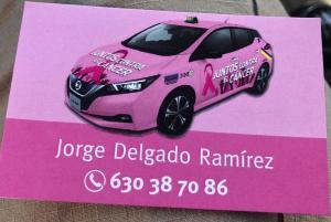 jorge delgado Taxi rosa Accm