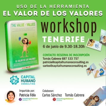 Capital humano consulting coaching x valores